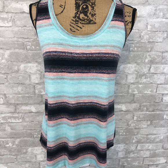 Maurices 24/7 Striped Tank